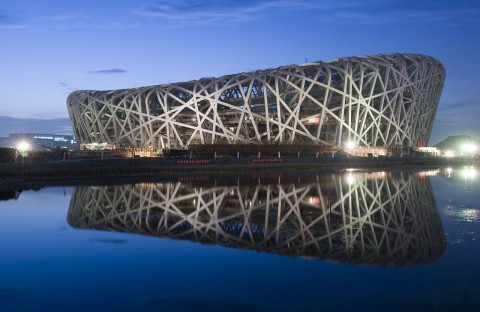 Ai Weiwei\'s Beijing National Stadium