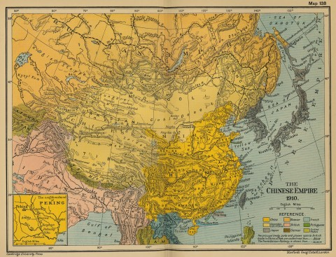 The Empire of the Great Qing