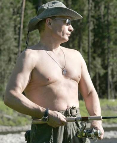 Instead, Vladimir Putin