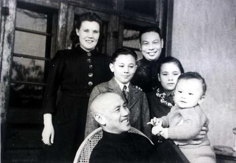chiang_family