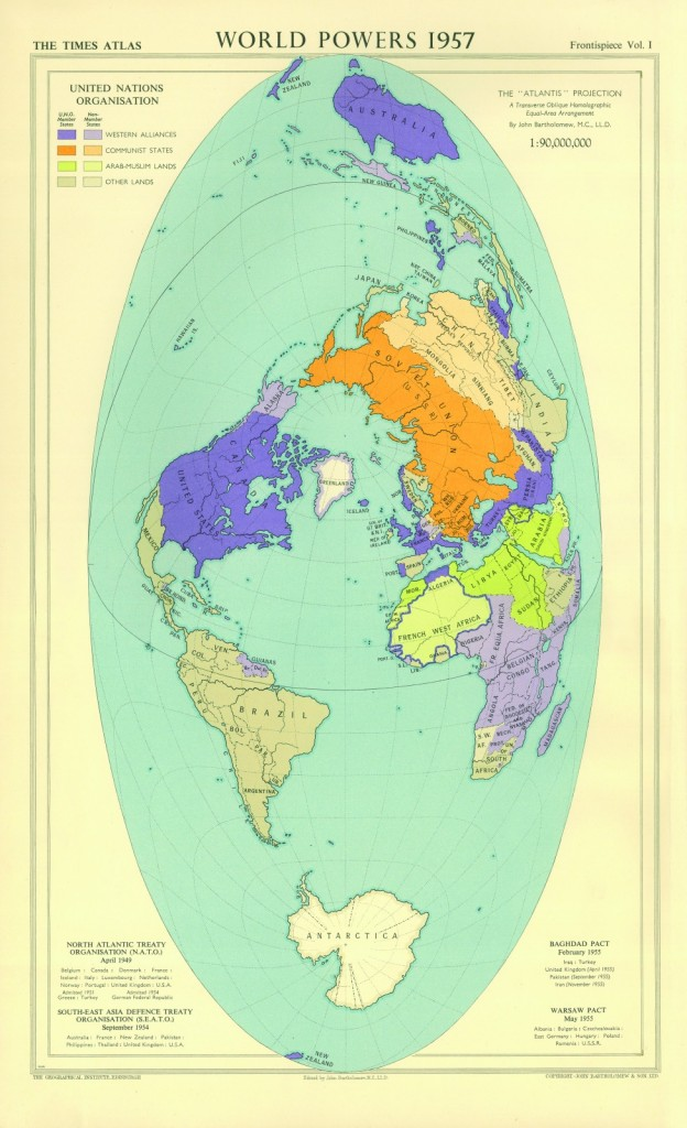 World Powers 1957