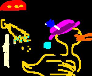 pimp_duck