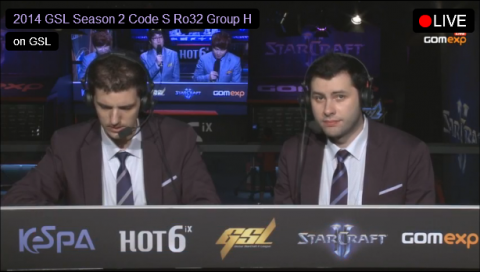 twitch gsl announcers