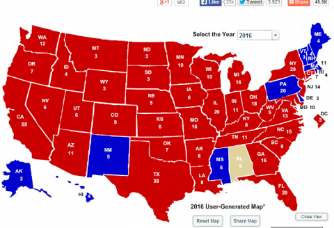 electoral votes after nc