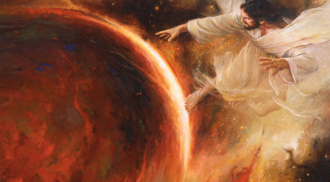 "Impressions of ""Wrestling the Angel — the Foundations of Mormon Thought: Cosmos, God, Humanity,"" by Terryl L Givens"