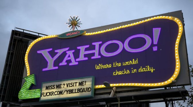 "Impressions of ""We Were Yahoo!: From Internet Pioneer to the Trillion Dollar Loss of Google and Facebook,"" by Jeremy Ring"